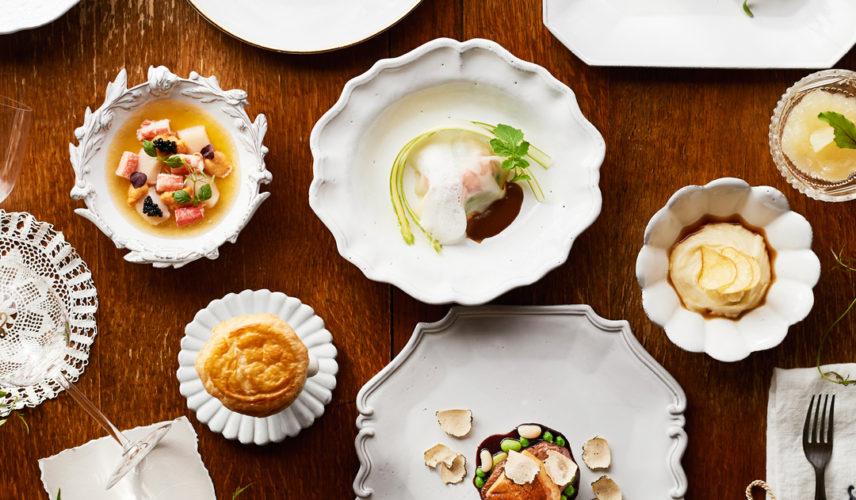 【霜降り和牛&オマール海老の贅沢コース試食】料理にこだわる大人の美食フェア