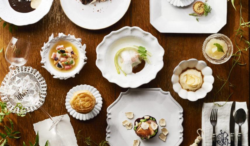 【月に一度!挙式料無料】2階建て貸切邸宅で叶う美食フルコース堪能フェア