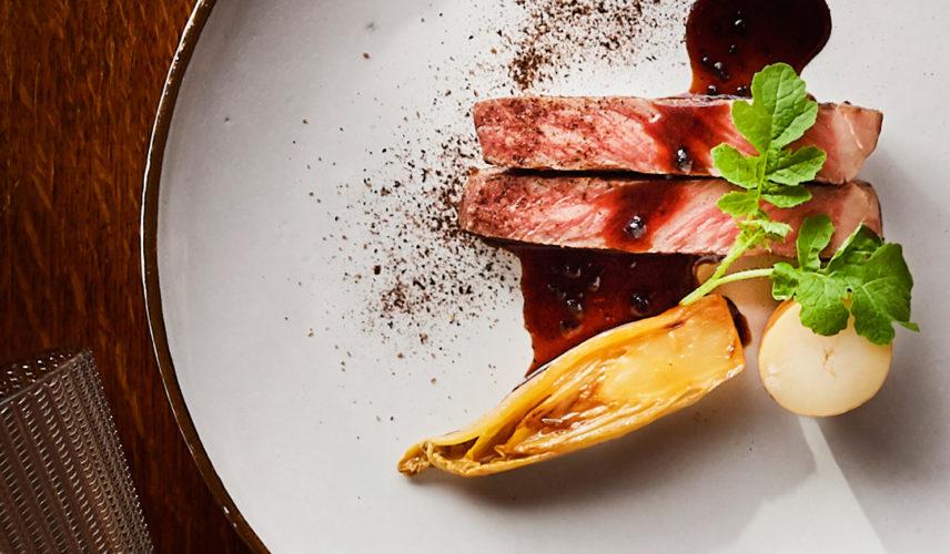 【レストラン一年分ペアご招待!】 20,000円相当!厳選和牛とオマール海老の贅沢ディナーコース試食