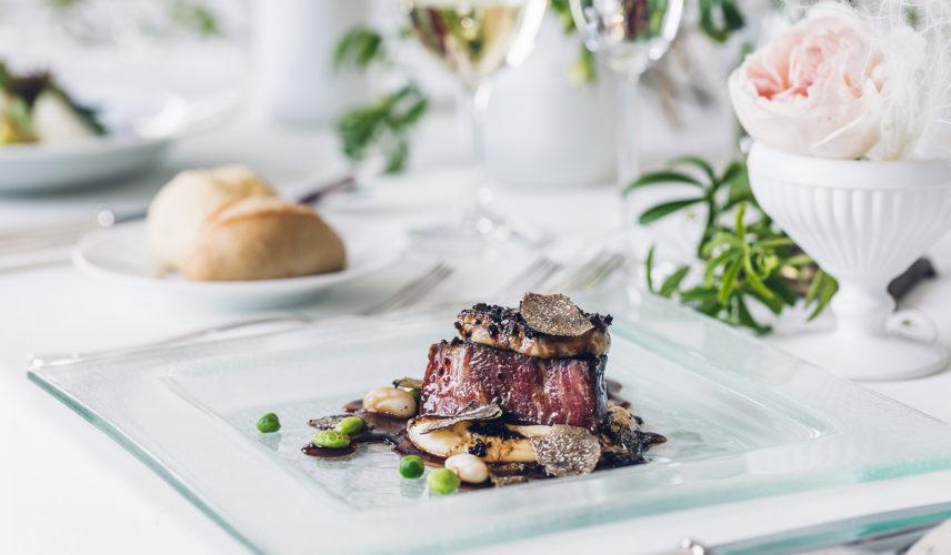 一軒家×料理重視の厳選和牛とオマール海老試食