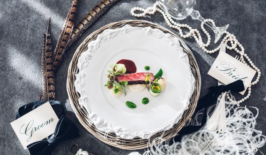 ◆公式HPベストレート保証◆【霜降り和牛&オマール海老の贅沢コース】 出汁で愉しむジュドフレンチ無料試食