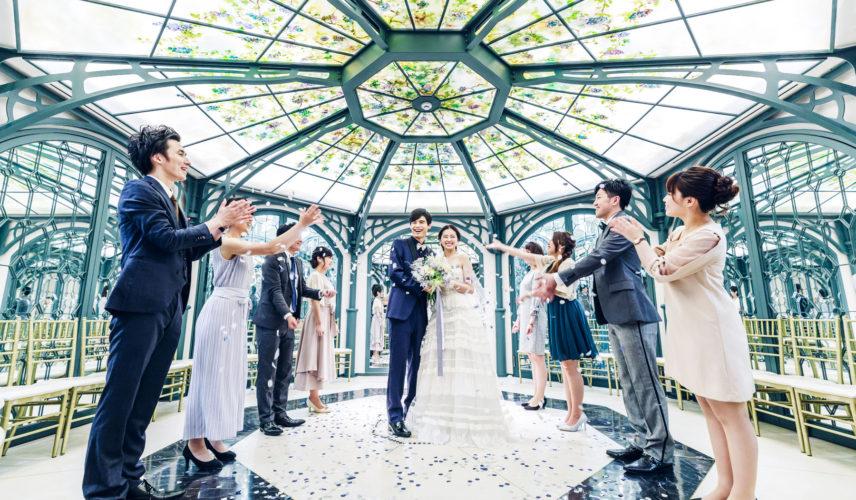 【限定開催!ドレスに悩む花嫁に】 人気のドレスショー&ジュドフレンチ全8品無料試食