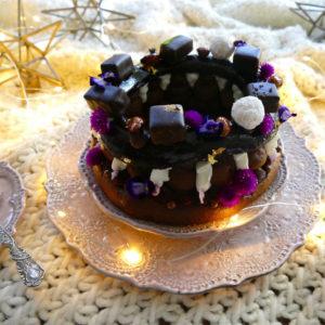 アニバーサリーアン恵比寿 ボンボニエール 2018クリスマスケーキ パリ・ブレスト・オ・ショコラ