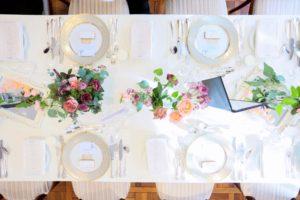 アニバーサリーアン恵比寿 カップルレポート 晩餐スタイル