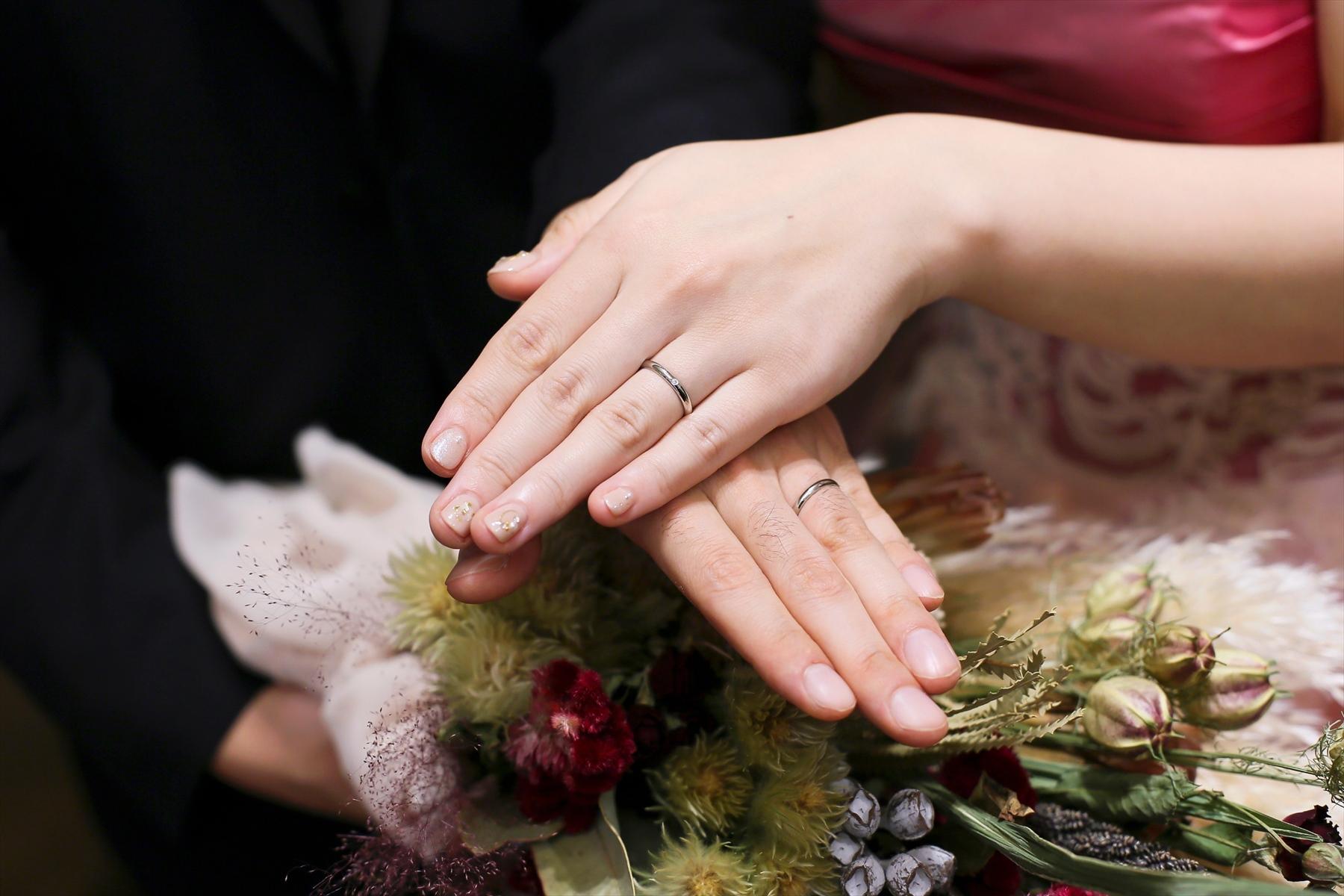アニバーサリーアン恵比寿 カップルレポート 指輪
