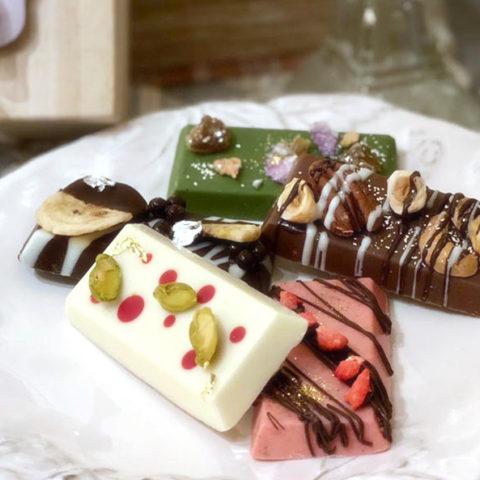 アニバーサリーアン恵比寿 パティスリーボンボニエール バレンタイン チョコレート ギフト