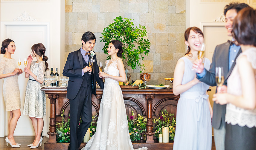 【パーティのみ限定】 2階建ての邸宅貸切30万が最大¥0に! 持込み無料で叶う特別プラン