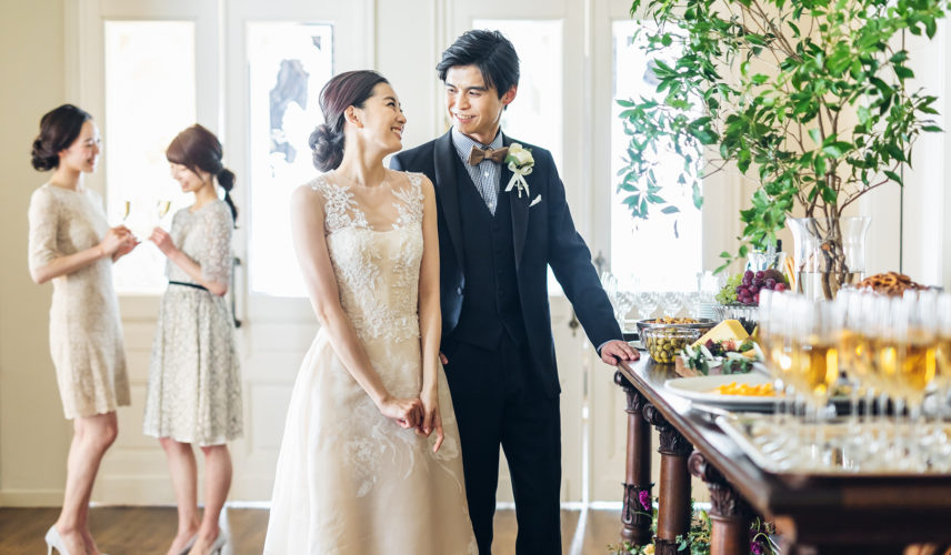 【大人花嫁におすすめ】 美食×円形チャペルの貸切婚で叶える上質なウエディング相談会