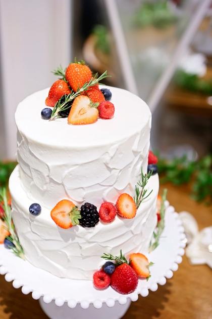 アニバーサリーアン恵比寿 レポ ウエディングケーキ