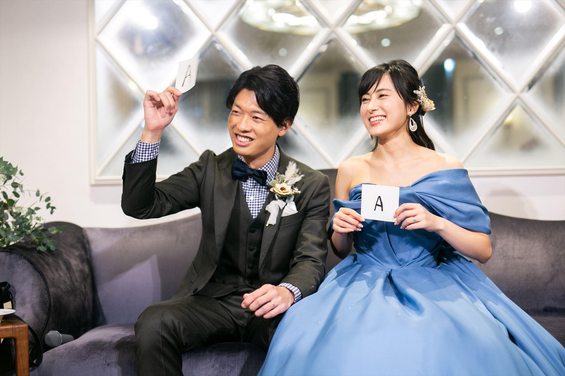 結婚式レポート