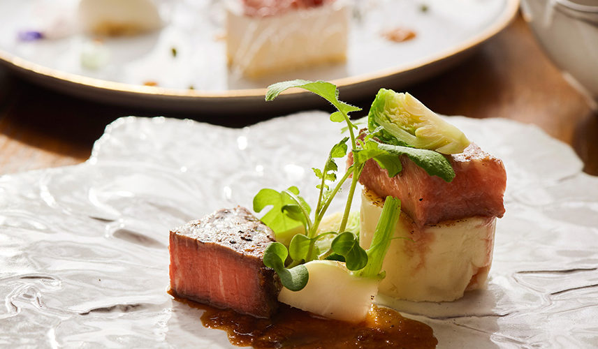 【GW限定!料理グレードUP特典】 貸切邸宅で叶う美食フルコース堪能フェア