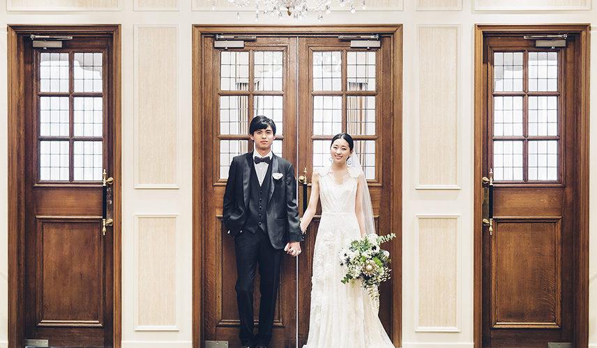 円形チャペル&貸切邸宅でフォトジェニックな写真だけの結婚式